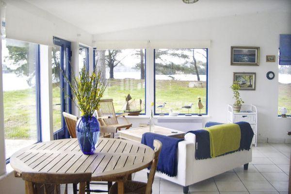 ferienhaus bretagne mit meerblick in hanvec f r 4 personen ferienhaus bretagne. Black Bedroom Furniture Sets. Home Design Ideas