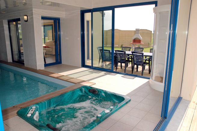 Ferienhaus Bretagne Mit Pool In Moëlan Sur Mer Für 9 Personen
