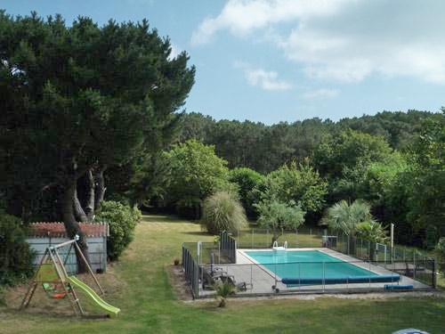 Ferienhaus Bretagne Mit Pool In Saint Philibert Für 7 Personen