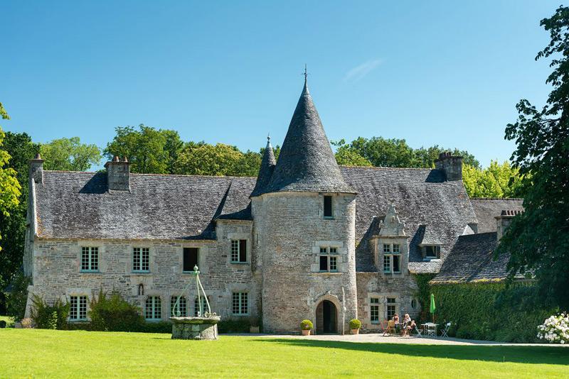 Besondere Ferienhauser In Der Bretagne Ferienhaus Bretagne